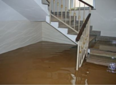 Emergency water removal by Anytime Restoration