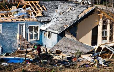 Natural Disaster Reconstruction Services in Maplewood by Anytime Restoration