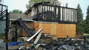 Fire Damage Restoration by Anytime Restoration